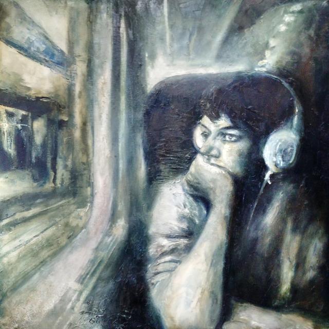 , 'Zone Out,' 2017, Di Legno Gallery