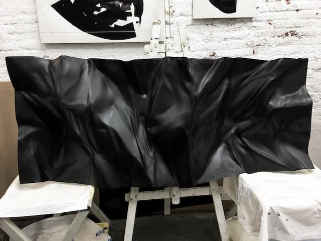 , 'Mantle Series (Black),' 2018, Madison Gallery