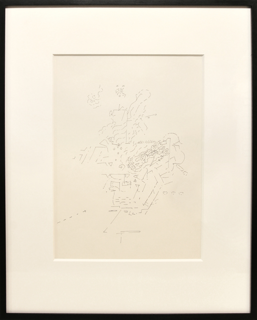 , 'UNTITLED (CT 1646),' 1962, Anglim Gilbert Gallery