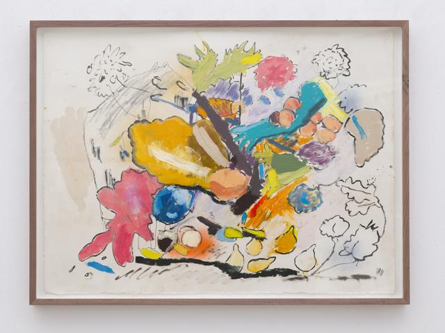 , 'Reel 142,' 2017, Johannes Vogt Gallery