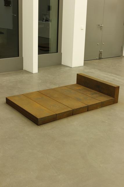 , 'Bayetta Rising / Zaratustra's Rug,,' 1989, Galerie Hans Mayer