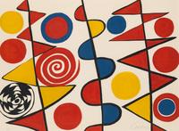 Alexander Calder, Pennants