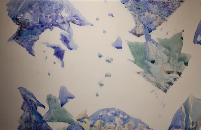 , 'The Sky Is Falling 5,' 2018, Carter Burden Gallery