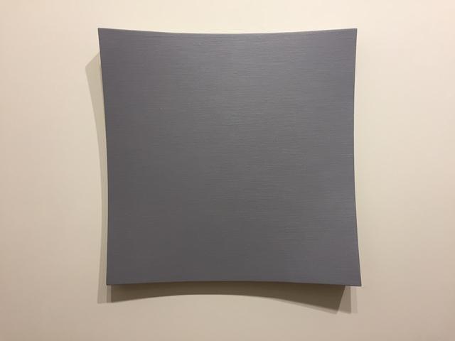 , 'spätes grau, konkav (#594),' 2007, Sebastian Fath Contemporary