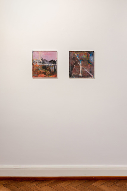 Hayley Tompkins, 'Installation view VI', 2019, Drawing Room