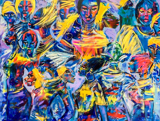 , 'Face Lift,' 2010, Out of Africa Gallery