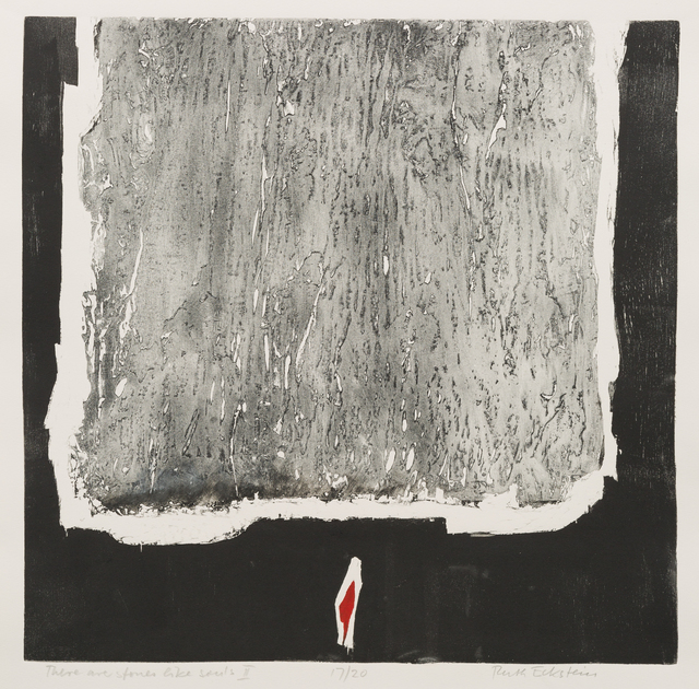 , 'There are Stones like Souls II,' 1967, Childs Gallery