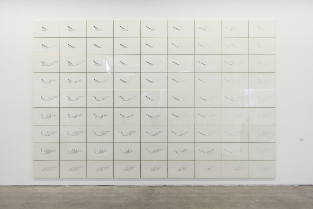 Photo: Timo Ohler. Works courtesy of: Estate Channa Horwitz and François Ghebaly Gallery, Los Angeles.