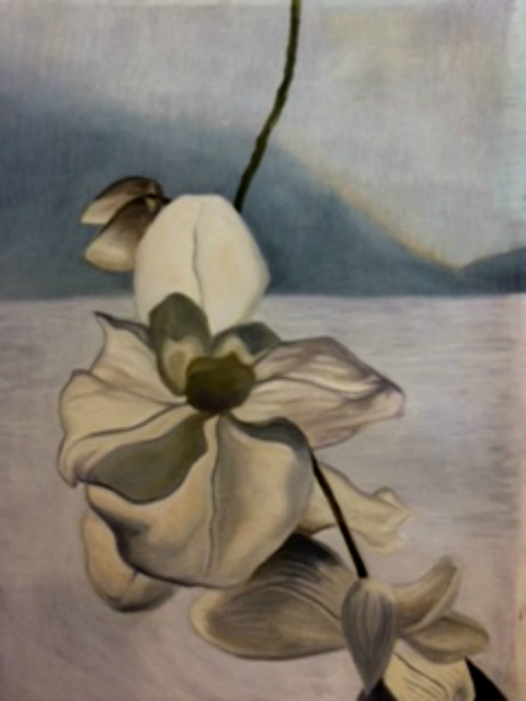 , 'Orchid on Orcas island,' ca. 2016, Art Collection NYC