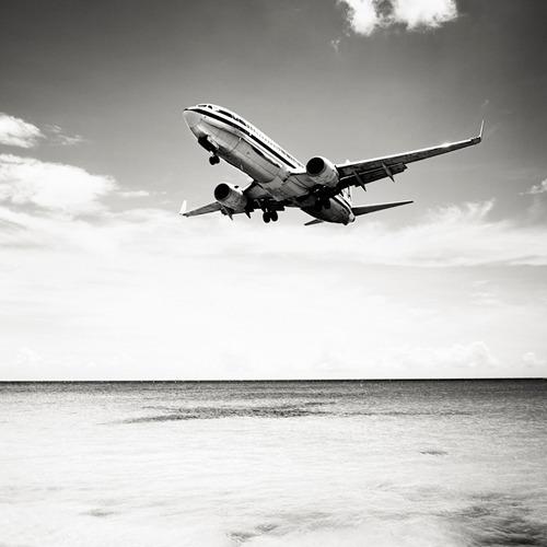 Josef Hoflehner, 'Jet Airliner #3', Jackson Fine Art