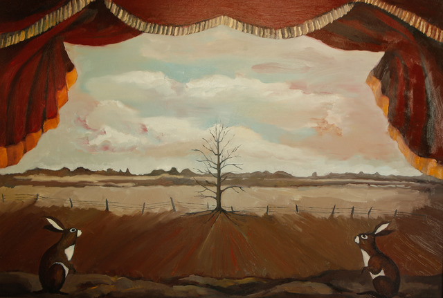 , 'Wait for Windfalls,' 2014, L-Art Gallery
