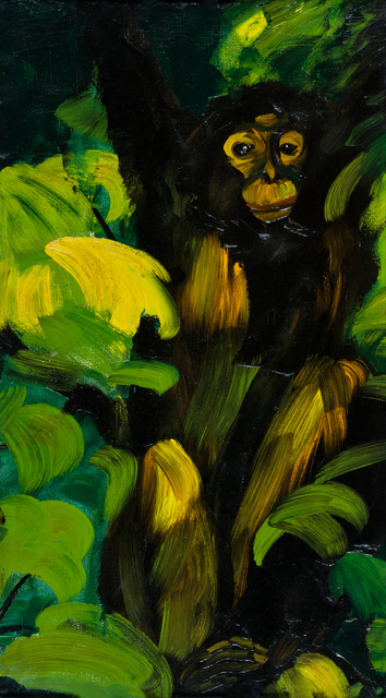 , 'Monkey,' 1968, Galerie Kornfeld