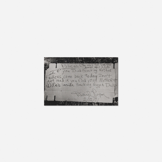 Larry Clark, 'Untitled (from Tulsa)', 1971, Wright