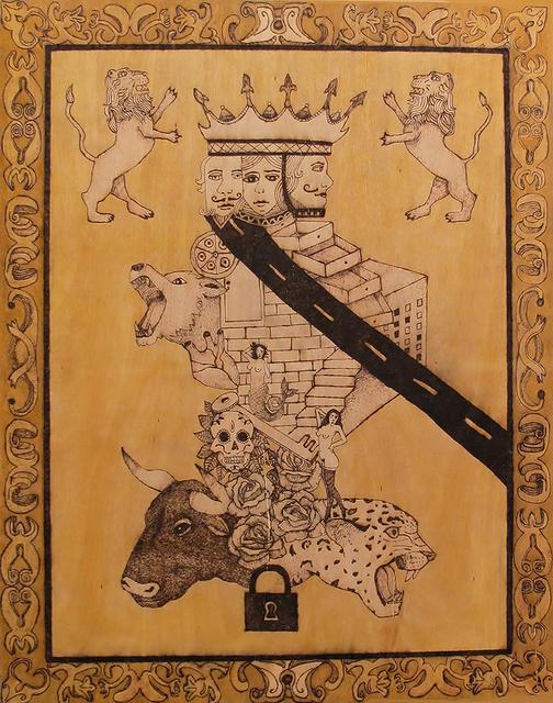 , 'Caça ao tesouro,' 2014, Artur Fidalgo Galeria