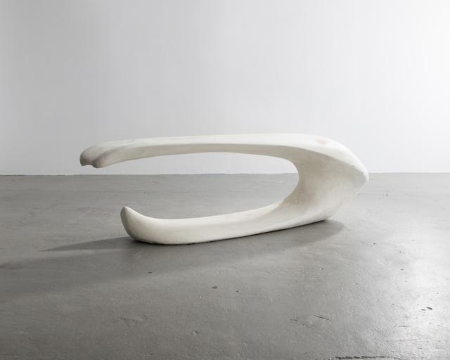 Rogan Gregory, 'Large Sculpture Bench / Alligator Form ', 2016, Design/Decorative Art, Wood, R & Company