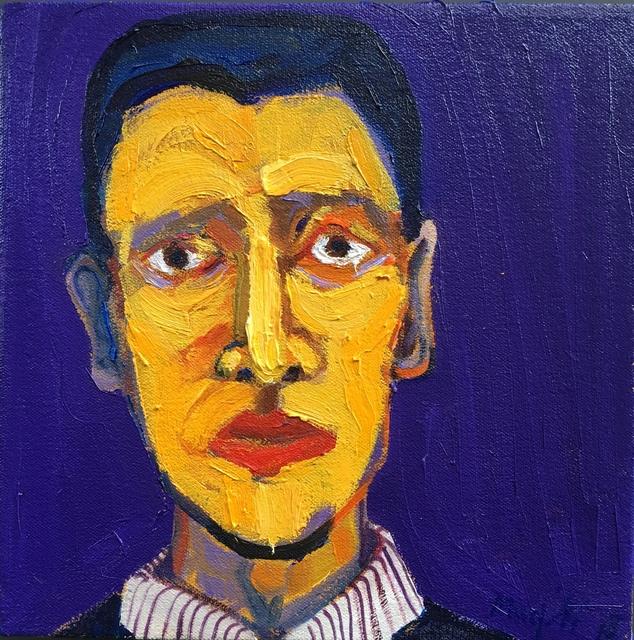 Richard Mudariki, 'Yellow Paint', 2018, Barnard