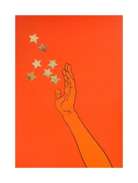 , 'Peace, Seven Stars III,' 2015, Candida Stevens Gallery