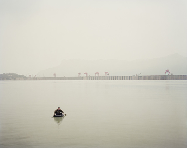 , 'Three Gorges Dam II, Yichang, Hubei Province,' 2007, Blindspot Gallery