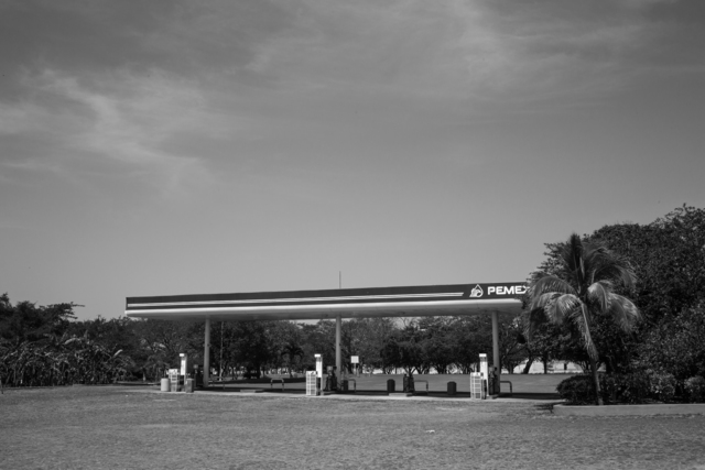 , '26 Used to be Gasoline Stations (Colima, Colima),' 2007-2015, Machete