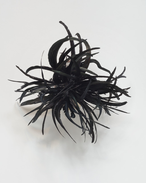 , 'Black Rooster,' 2019, Marianne Boesky Gallery