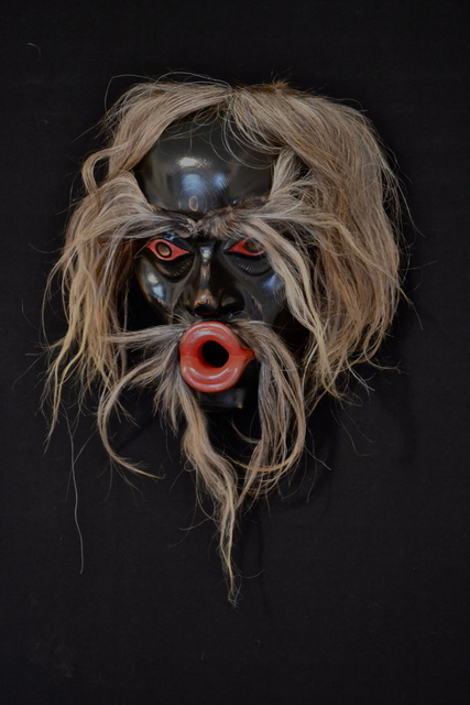, 'Tsonoqua Copper Chief Mask,' 2013, Fazakas Gallery
