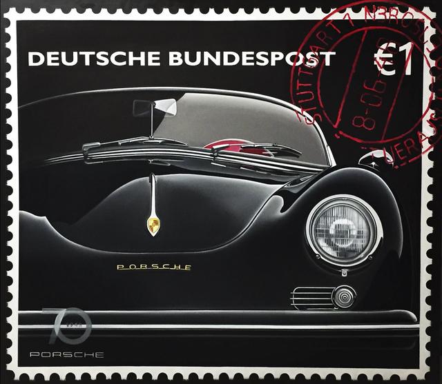 Sergio Padilla, 'Porsche 356 ', 2019, GALERIE BENJAMIN ECK