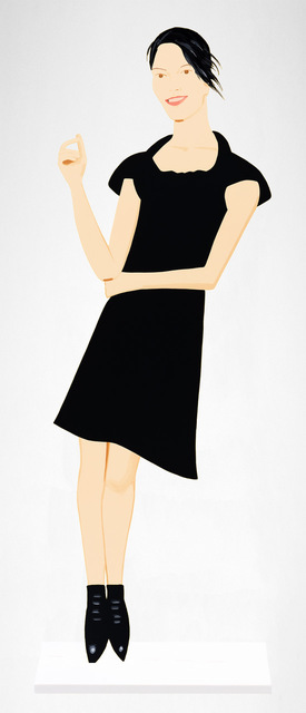 , 'Black Dress (portfolio of nine),' 2018, Nikola Rukaj Gallery