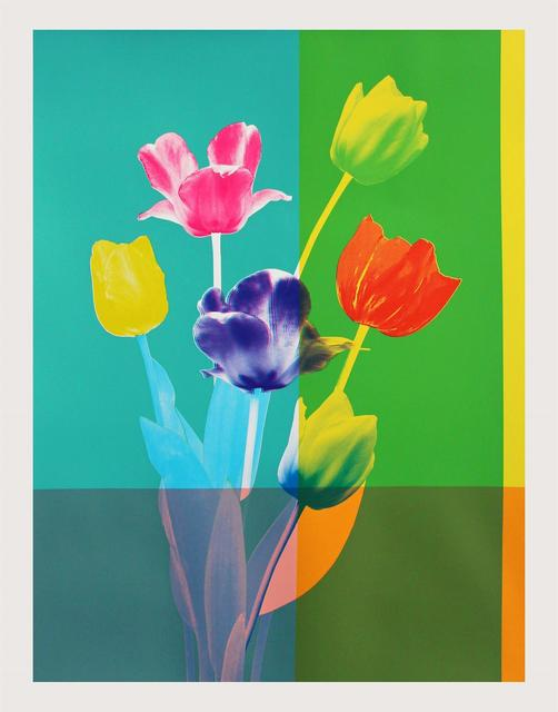 , 'Tulips,' 2019, Jealous Gallery