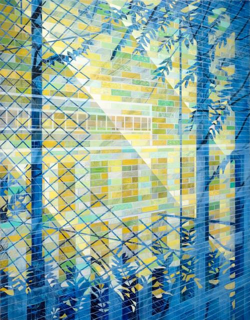 , 'San Mateo Window,' 2014, Gallery Henoch