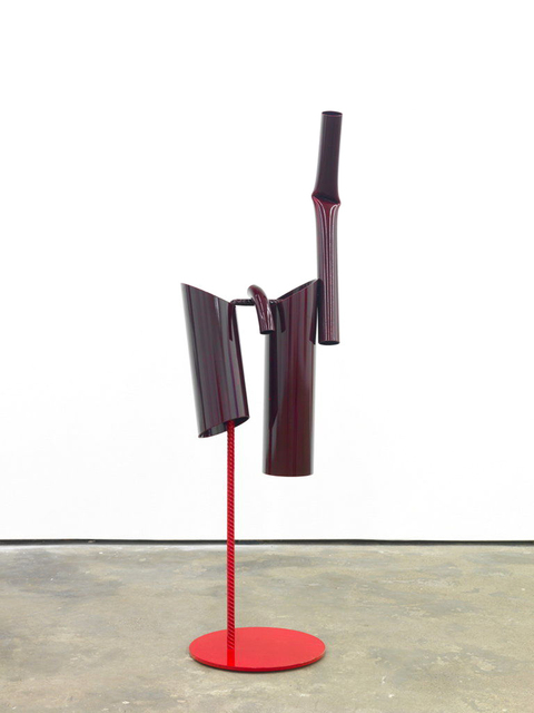 , 'Body language: Male, standing,' 2012, Galerie Peter Kilchmann