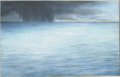 """Untitled (Storm at Sea)"""