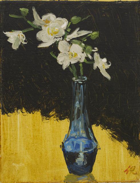 Ni Jun, 'Blue Vase 蓝色小瓶', 2012, PIFO Gallery