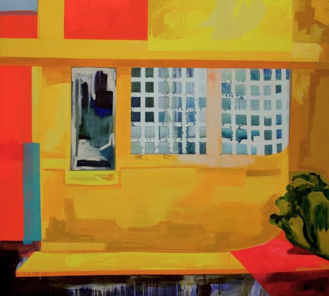 , 'Thresholds II,' 2018, Marrow Gallery