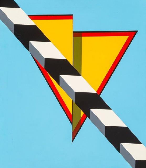 Allan D'Arcangelo, 'Landscape', 1967, Heritage Auctions