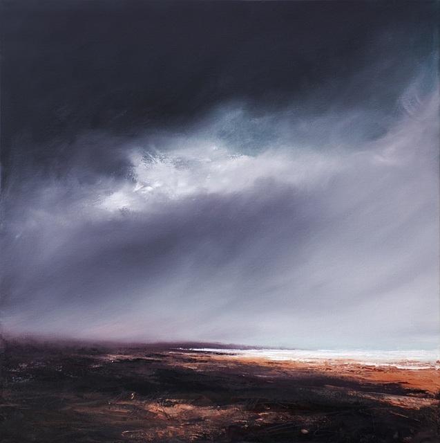 , 'Along the Cornish Coast,' 2017, Beside the Wave