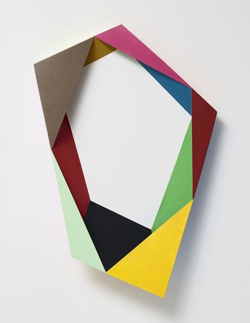, 'Ungleichseitiges Pentagramm No. 3,' 2016, Taubert Contemporary