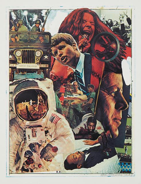 Robert Rauschenberg, 'Signs', 1970, Phillips