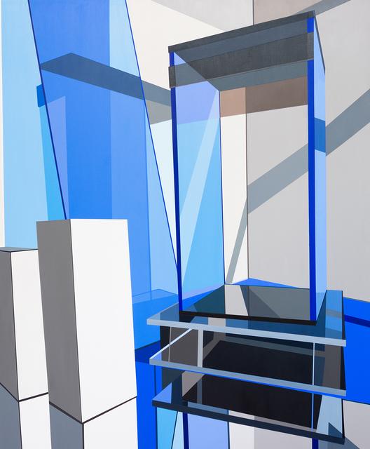 , 'Monolith,' 2018, Inman Gallery