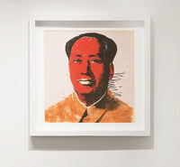 Andy Warhol, Mao F.S. 96