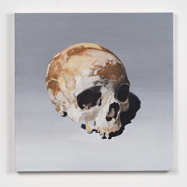 , 'Skull,' 2016, Fleisher/Ollman