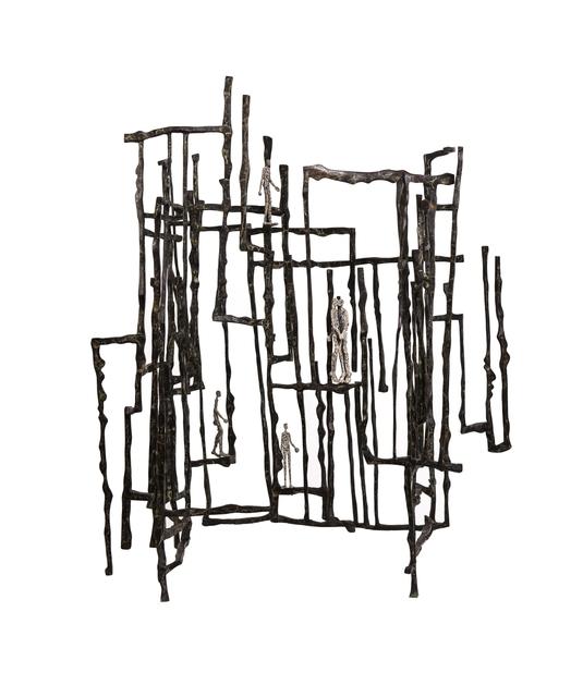 , 'Méandres Urbains,' 2015, REDSEA Gallery