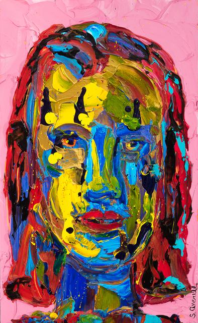 , 'Strawberry Girl,' 2017, Gallery Sausalito