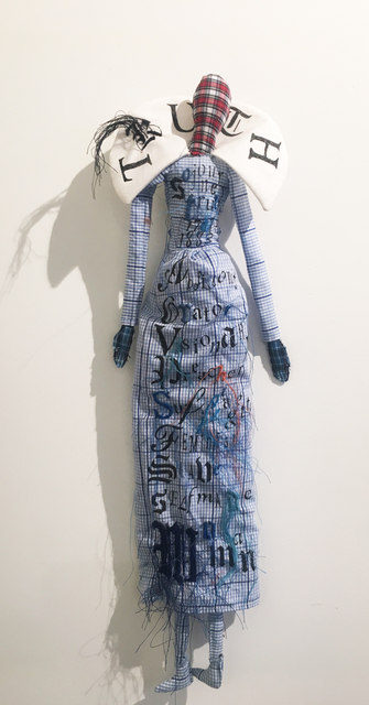 , 'TRUTH,' 2018, Nohra Haime Gallery