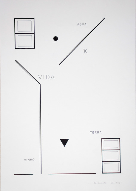 , 'Water, life and wine,' 1979-2014, Galeria Karla Osorio