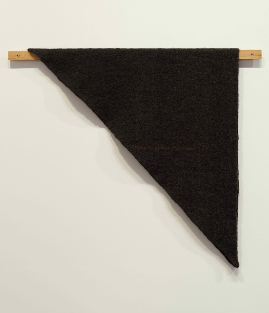 , 'Waulked Triangle, NH01/CT04d,' 2014, Peter Freeman, Inc.