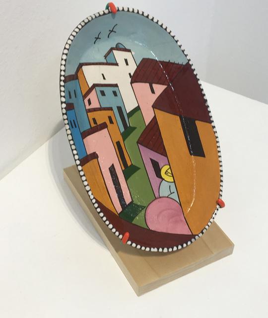Ken Price, 'Village Plate', 1976, 203 Fine Art