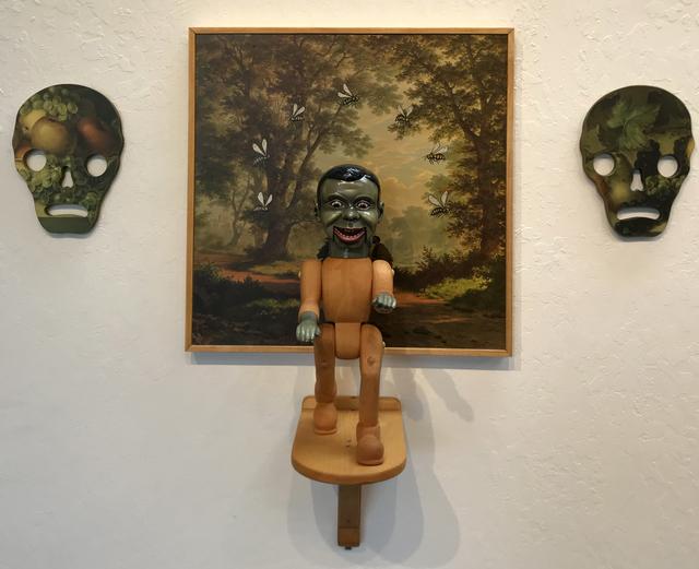 , 'Frankenstein Walks Alone,' 2012, JAYJAY