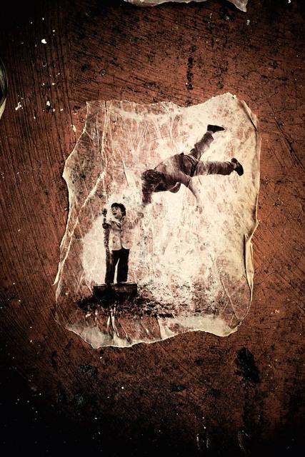 Gilvan Barretto, 'O Discurso', 2011, Amparo 60