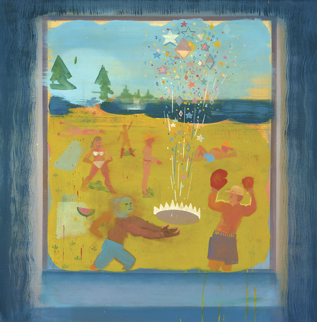 , 'Firework Party,' , Dowling Walsh