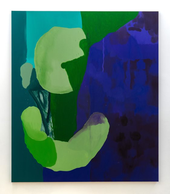 , 'Frankenstein's Flower,' 2017, Johannes Vogt Gallery